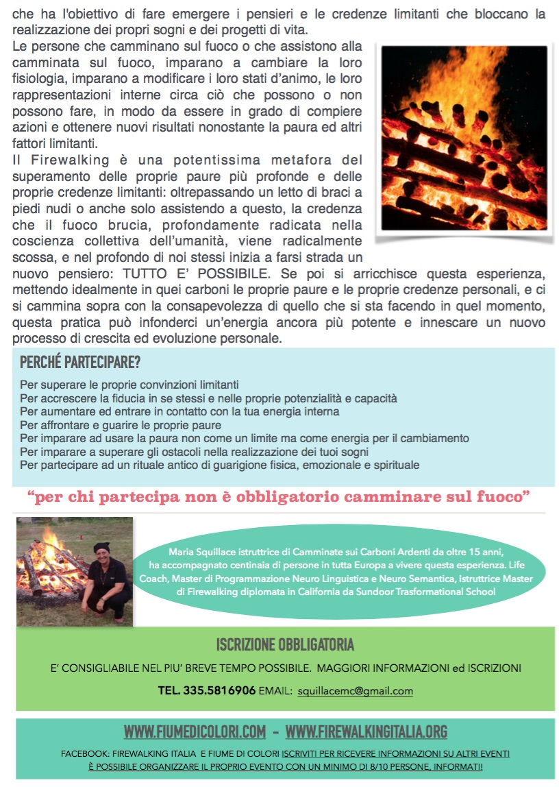 fire autunno calendario 2